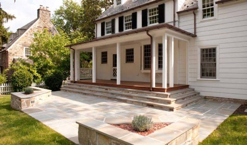 Winner of the 2011 Award of Excellence – New Covered Porch and Patio